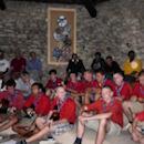 Scouts belges à Berdine