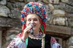 Louna chante l'Ukraine