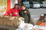 Collecte Banque Alimentaire Venelles 2012