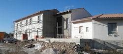 Maison HQE à Berdine