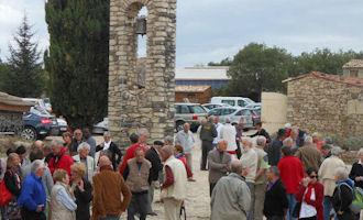 St François à Berdine le 4 octobre 2013