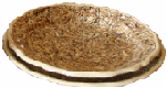 Assiette poterie de Berdine
