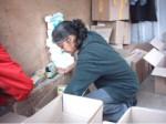 Intermarché, collecte banques alimentaires