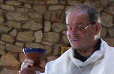 Messe dans la chapelle de Berdine