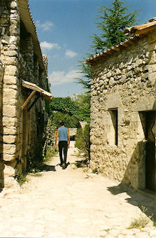 La chapelle de Berdine