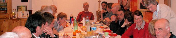 Les Amis de Berdine assemblée générale - Repas en commun